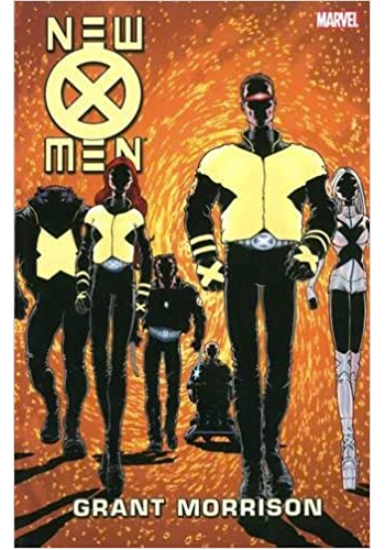 New X-Men Ultimate Collection v.1 TP
