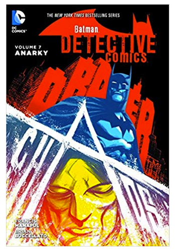 Batman Detective Comics (The New 52) v.7: Anarky HC