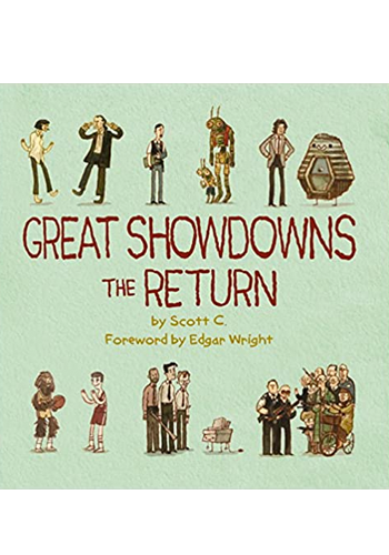 Great Showdowns: The Return HC