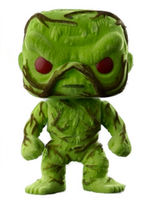 Funko Pop! DC Heroes Swamp Thing Vinyl Figure (Damaged Box)