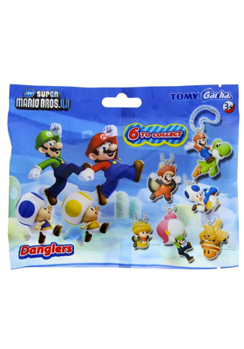 Super Mario Bros U Dangler Blind Bag