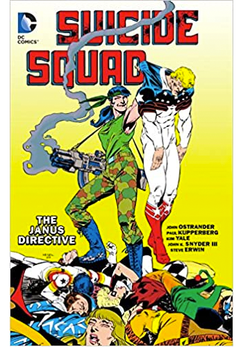Suicide Squad v.4: The Janus Directive TP (DAMAGED)