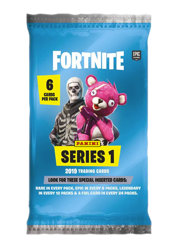 Fortnite Series 1 Booster Pack