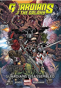 Guardians Of The Galaxy (Marvel NOW!) v.3: Guardians Disassembled TP