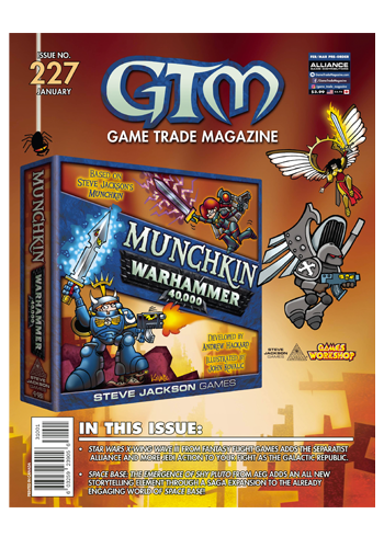 Game Trade Magazine #229 PREORDER