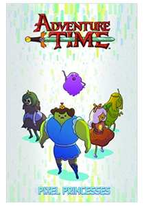 Adventure Time: Pixel Princesses TP
