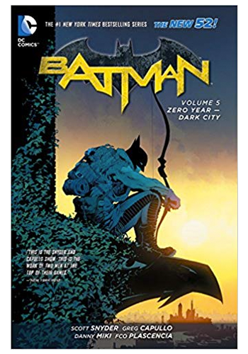 Batman (The New 52) v.5: Zero Year - Dark City TP