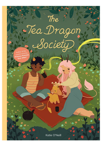 The Tea Dragon Society HC