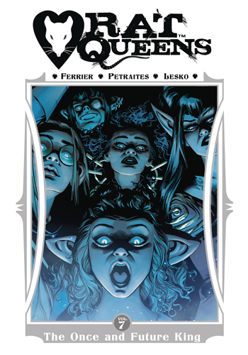 Rat Queens v.7: The Once And Future King TP