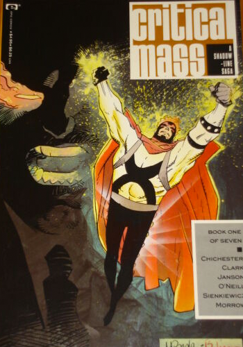 Critical Mass v.1 TP (DAMAGED)