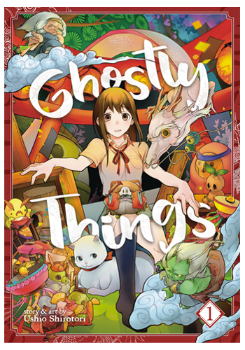 Ghostly Things v.1 PREORDER