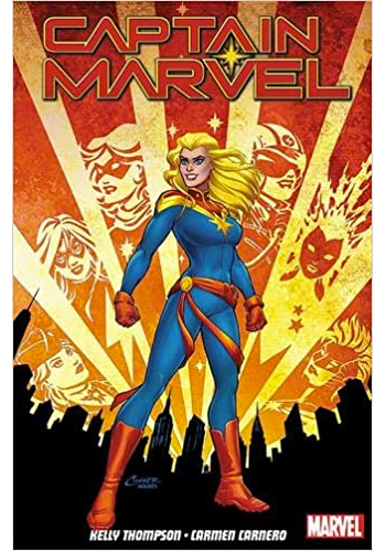 Captain Marvel v.1: Re-Entry TP