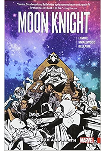 Moon Knight (2016) v.3: Birth And Death TP