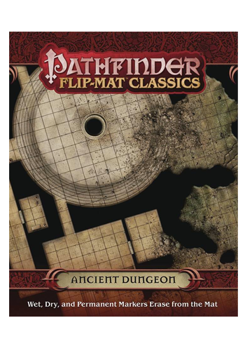 Pathfinder Flip-Mat: Ancient Dungeon