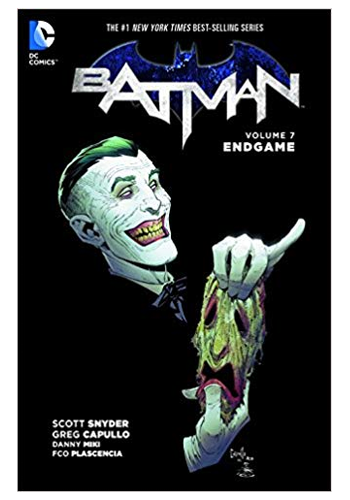 Batman (The New 52) v.7: Endgame HC