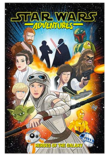 Star Wars Adventures v.1: Heroes Of The Galaxy TP