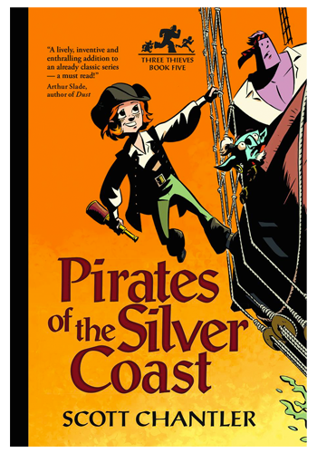 Pirates Of The Silver Coast GN