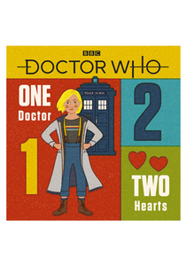 Doctor Who: One Doctor Two Hearts HC