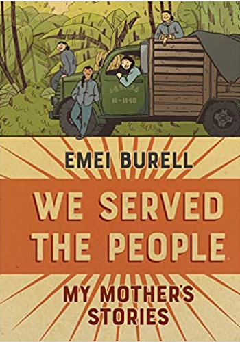 We Served The People: My Mother's Stories HC