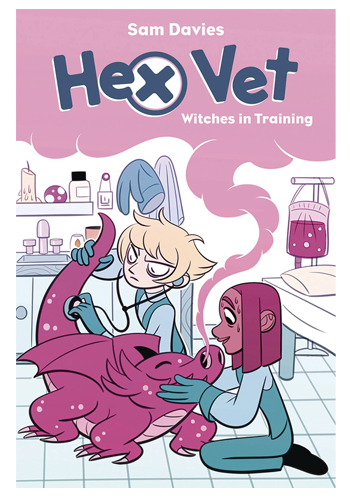 Hex Vet: Witches In Training GN