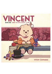 Vincent v.1: Guide To Love, Magic And RPG GN