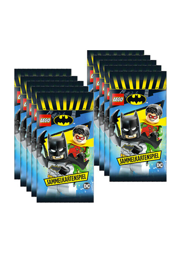 Lego DC Trading Cards Series 1 Booster Pack