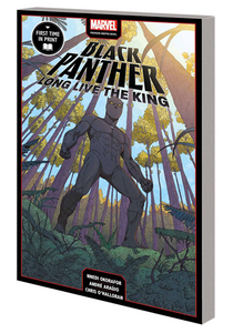 Black Panther: Long Live The King TP