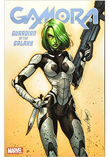 Gamora: Guardian Of The Galaxy TP