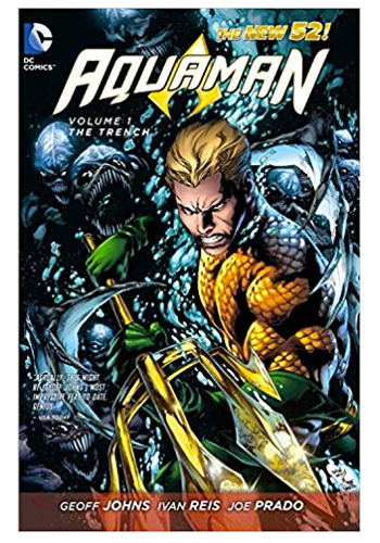 Aquaman (New 52) v.1: The Trench TP (DAMAGED)