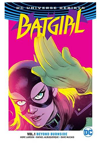 Batgirl (Rebirth) v.1: Beyond Burnside TP