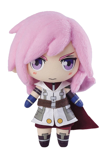 Final Fantasy XIII Lightning Plush