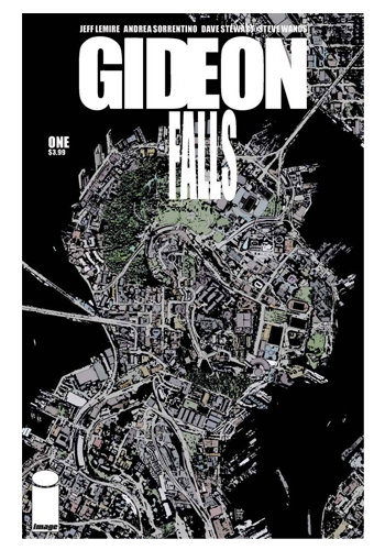 Gideon Falls v.1: The Black Barn TP