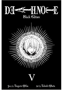 Death Note Black Edition v.5