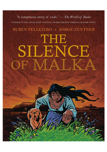 The Silence Of Malka HC