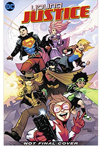 Young Justice v.1: Gemworld TP