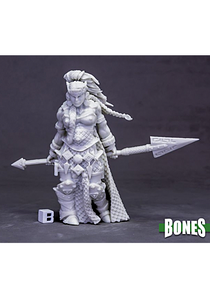 Vanja, Fire Giant Queen - Plastic Miniature