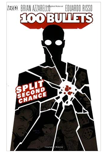 100 Bullets v.2: Split Second Chance TP (DAMAGED)