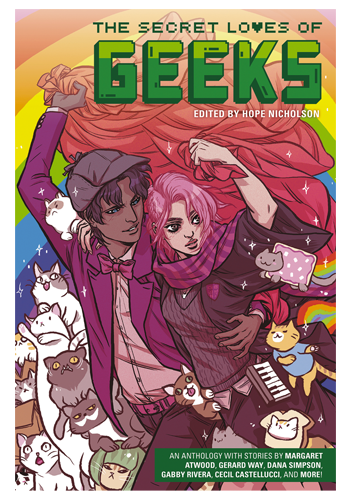 Secret Loves of Geeks PREORDER