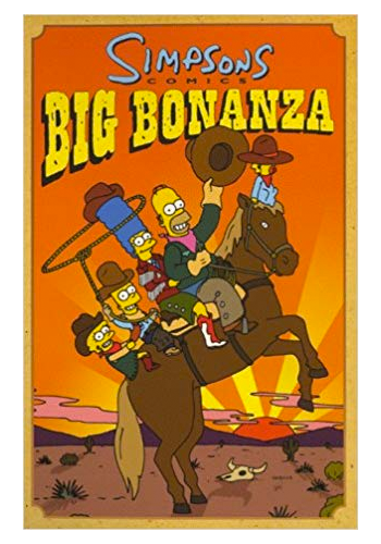 The Simpsons Comics: Big Bonanza TP