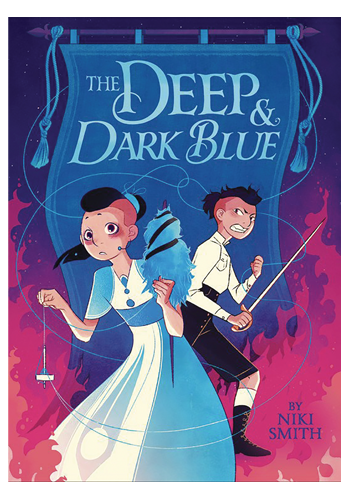 The Deep & Dark Blue GN