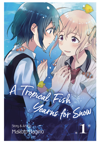 A Tropical Fish Years For Snow v.1