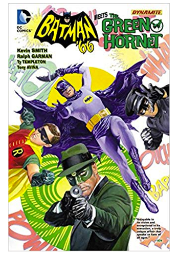 Batman '66 Meets The Green Hornet HC