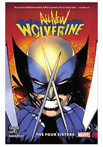 All-New Wolverine TP v.1: The Four Sisters
