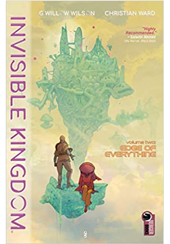Invisible Kingdom v.2 TP