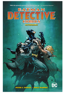 Detective Comics v.1: Mythology TP