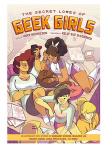 Secret Loves of Geek Girls PREORDER