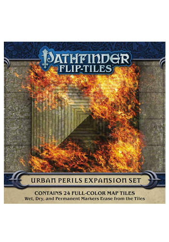 Pathfinder Flip Tiles: Urban Perils Expansion