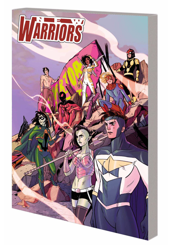 New Warriors (Marvel NOW!) v.2: Always And Forever TP