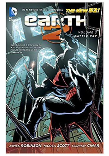 Earth 2 (New 52) v.3: Battle Cry TP