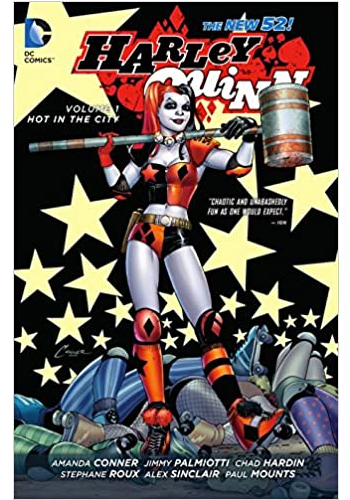 Harley Quinn (Rebirth) v.1: Hot In The City TP